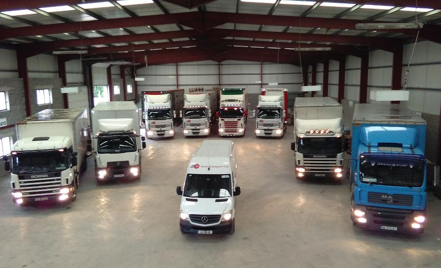 Tand-Transport-Fleet